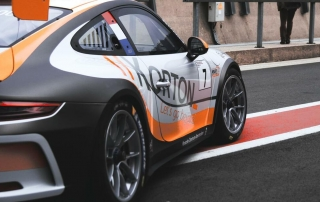 Loek Hartog at spa